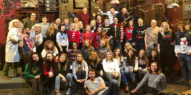 Scarlett Entertainment Takes Over Bristol At Christmas