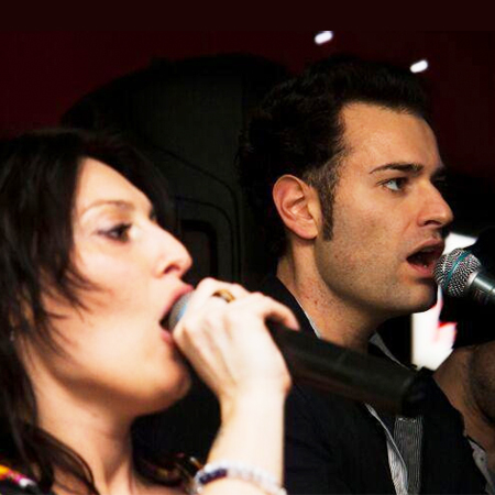 Italian Singers Duet