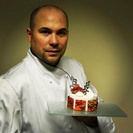 Peter Gyorgyicsek - Pastry Celebrity