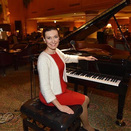 Tetiana Franchenko - Pianist