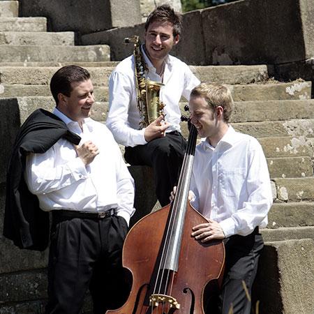 The MPR Jazz Ensemble