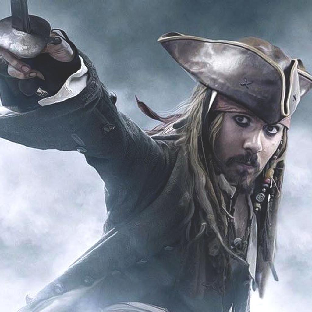 Kenny Jack Sparrow
