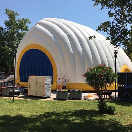 Kaiopoli Productions - Kdome (Dome)