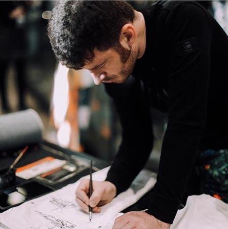 Ben Tallon - Illustrator