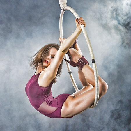 Anna Melnikova - Aerial