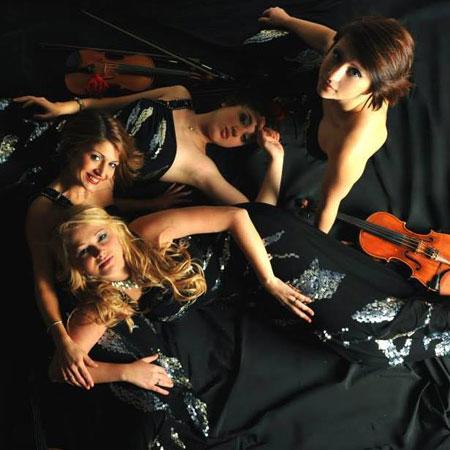 Dammen Female String Quartet