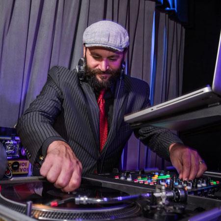 DJ Matteo Rizzetta