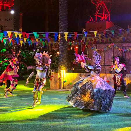 Philippine Cultural Dance Filcom