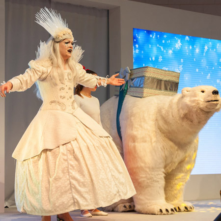 Adventures of the Ice Queen - In House Production