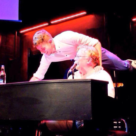 Two Pianos Rock'n'Roll