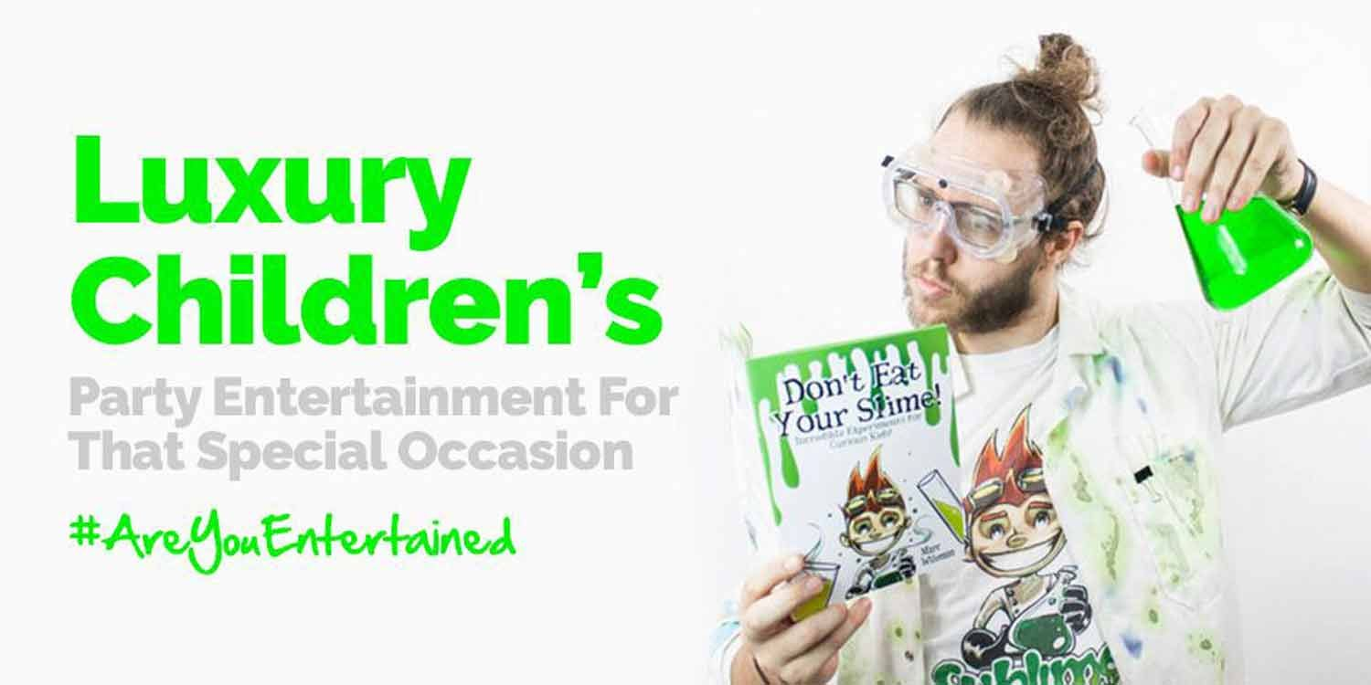 Luxury Children's Party Entertainment For That Special Occasion