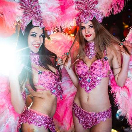 Magma Showgirls - Carnival