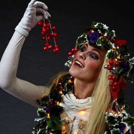 Divine Company - Winter's Feast - Edible Costumes
