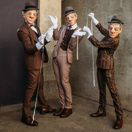 The Mask Family - Made To Measure
