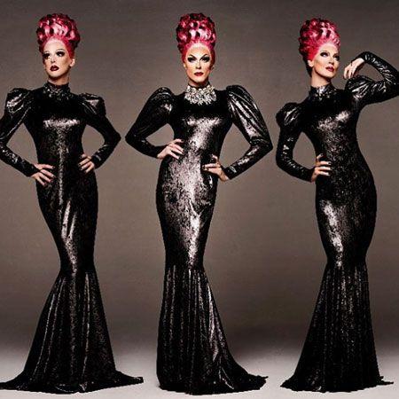 Glamorous Drag Queens