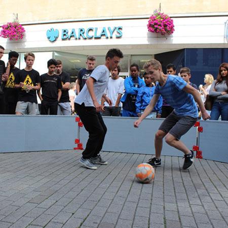 Street Football & Panna Entertainment