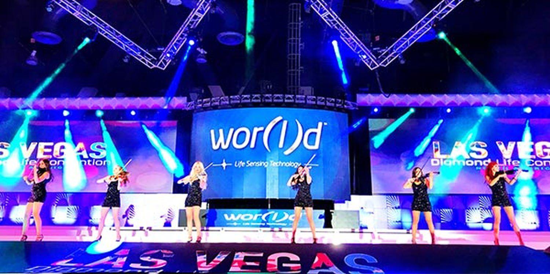 Scarlett Entertainment Ramp Up Vegas Event