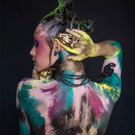 Nerea Senserrich - Face & Body Painter