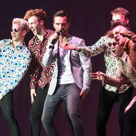 DDC Break Dancing Crew - Pop