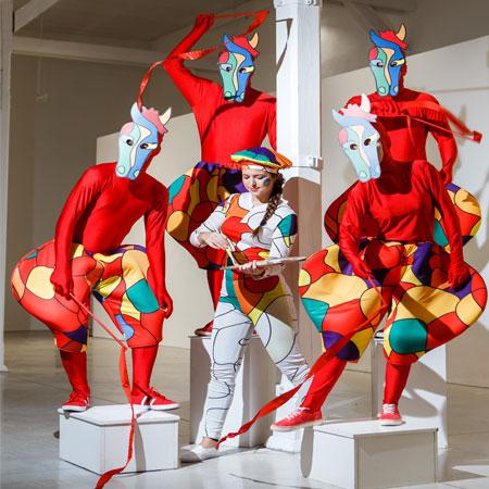 Jean Dubuffet - Living Gallery