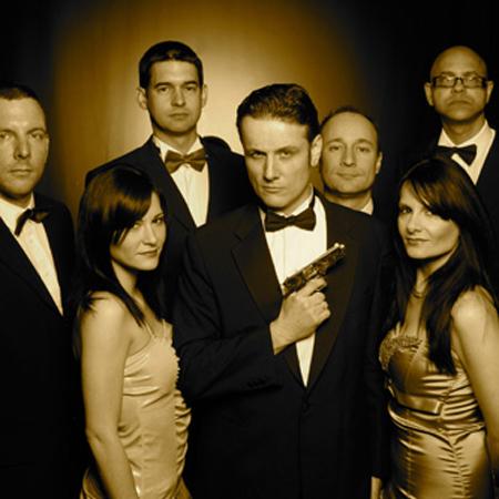 James Bond Tribute Show UK