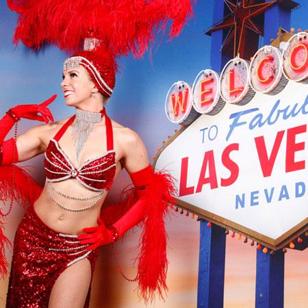 Las Vegas Showgirls - Simonwill Entertanment