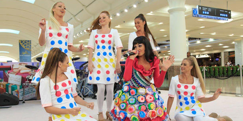 Scarlett Entertainment Sends Pop Divas To Dubai