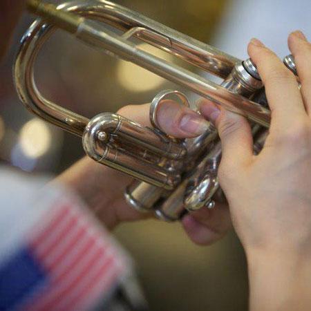 The Patriot Brass Ensemble - Jazz & 2nd line ensemble