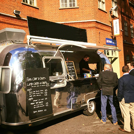 Chop and Chip Food Truck