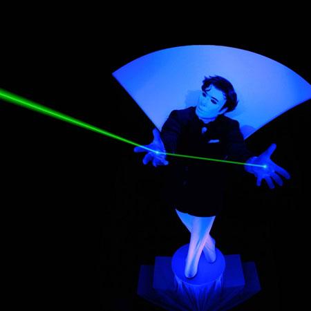 Show Medias - Laser Show