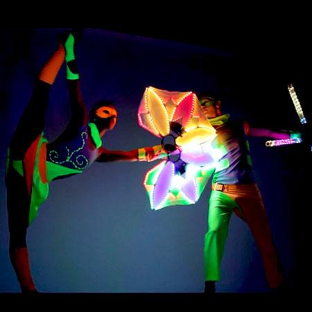 Pavlo diedik - LED duo
