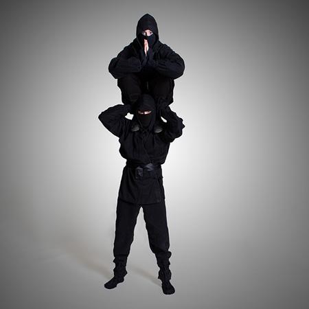 Oli and Shell - Acro Ninja