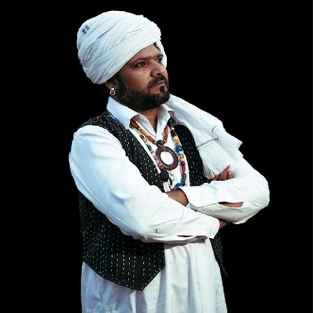 Indian Magician Ishamudin