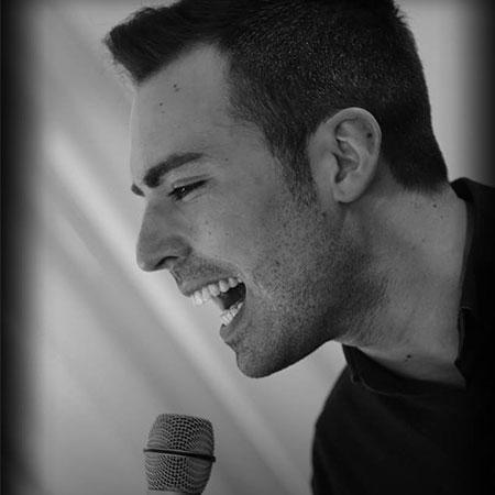 Singer,musician and DJ - Marks