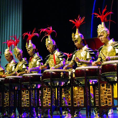 Shanghai GuHun Percussion Ensemble (Terracotta Army)
