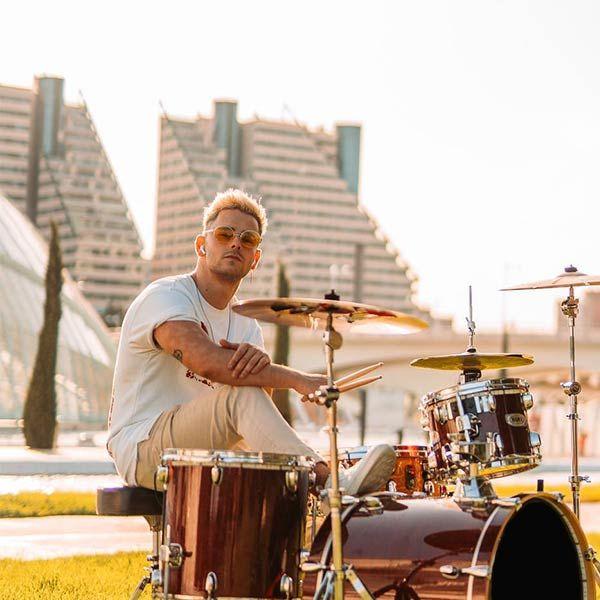 Albert Bace Drums Live Show