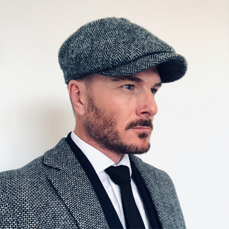 Mark Woodward - David Beckham Lookalike