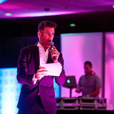 Jeff Civillico - Corporate entertainer and emcee