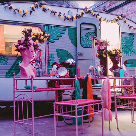 PopTart Boutique - Frida Van