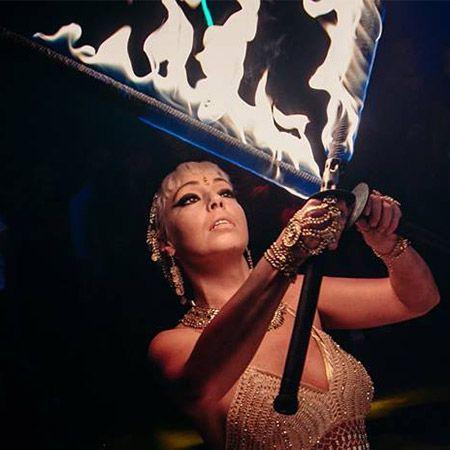 EEI Shows - Fire Shows