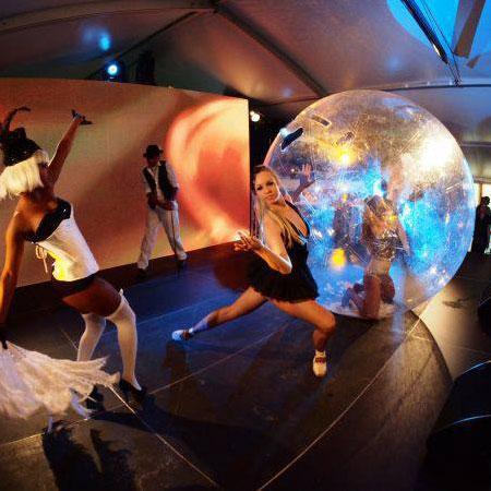 Blitz - Ballroom Bubblgirl
