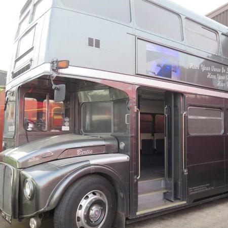 Vintage Bus Bar - Party Bus