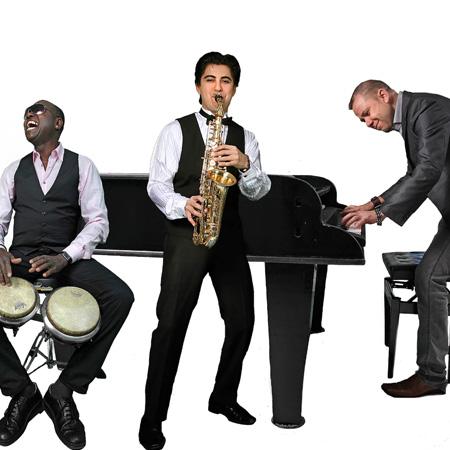 Chance Devlin - Jazz Trio