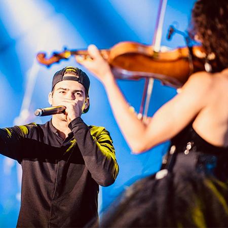 Voice of Violin - Violin & Beatboxer