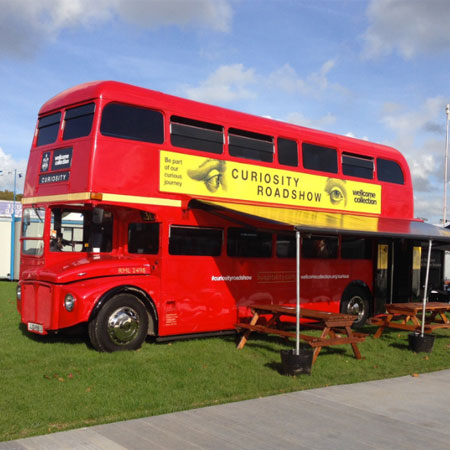 Routemaster Hire - Buspatality
