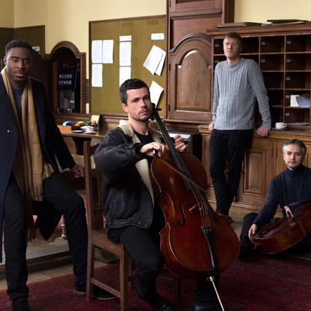 London Cello Quartet