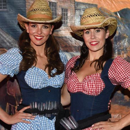 The Vegas Show Girls - Cowgirl Dancers