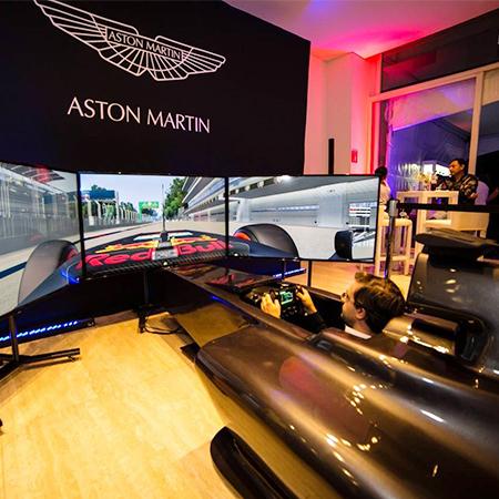 PKP - Formula 1 Simulator