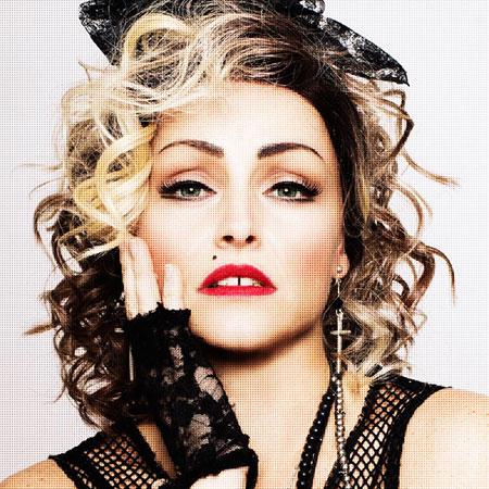 Tasha Leaper - Madonna Tribute