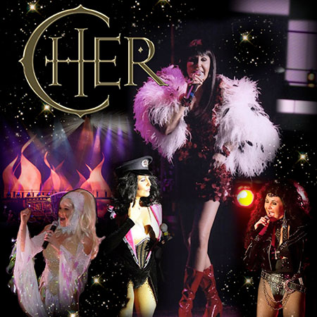Paula Randell - Cher Tribute